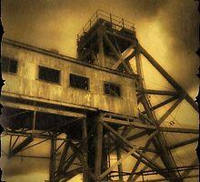 Junction Mine - Broken Hill by Topher Webb