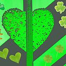 Across The Miles To Hany For St Patrick's Day by Fara