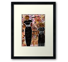Standing Steadfast in LOVE and Kindness Framed Print