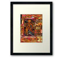 Sassy Sistah  Framed Print