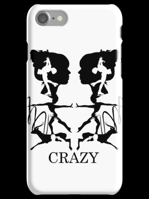 Crazy (White) by cokegonzalez