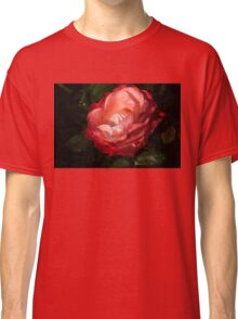 Chiaroscuro Rose – A Gift From My Mother's Garden Classic T-Shirt