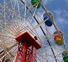 Ferris wheel  by AdamRussell