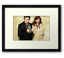Castle & Beckett Framed Print