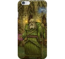 The Warlock in his Study iPhone Case/Skin
