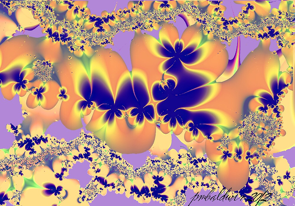 """""""Tra La The Flowers of Spring"""" by Patrice Baldwin"""