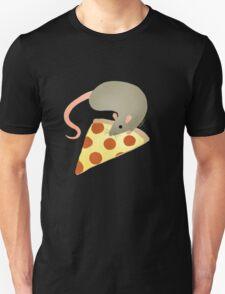 NYC Rats ❤︎ Pizza Unisex T-Shirt