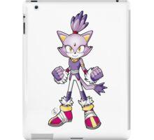 Sonic Boom: Blaze the Cat iPad Case/Skin
