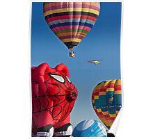 2011 Special Shapes - Spider Pig Poster