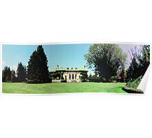 The Estate Lawn Poster
