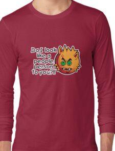 Happy Chappy Long Sleeve T-Shirt