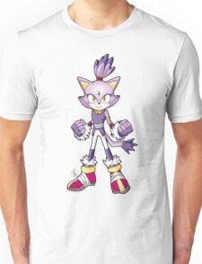 Sonic Boom: Blaze the Cat Unisex T-Shirt