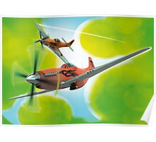 P-51's Poster
