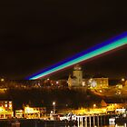 Riverlights and lazers by bpzzr