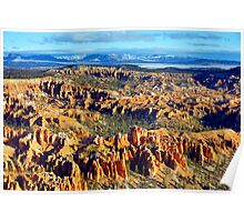 Bryce Canyon Amphitheatre Poster