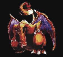 Charizard by EbonDrake