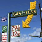 Gas Station Sign by Soulmaytz