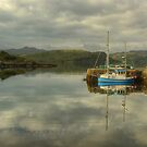 A Gairloch Morning by Jamie  Green