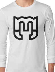 transforming mighty m  Long Sleeve T-Shirt