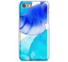 Blue i iPhone Case/Skin