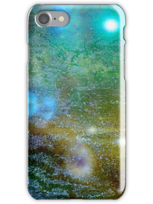Cosmic I iPhone/iPod Case by Jay Taylor