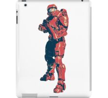 Master Chief needs you iPad Case/Skin