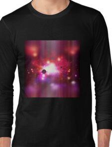 Burning space Long Sleeve T-Shirt