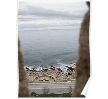 Turret Sea View Poster