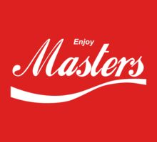 Enjoy Masters - White logo by 60nine