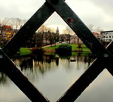 Frame of the park by Mjay