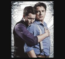 Ianto and Jack Torchwood by OriginalSophie