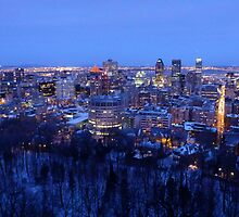 Montreal with the Lights On! by macsphotos