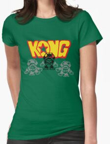 KONG! Womens Fitted T-Shirt
