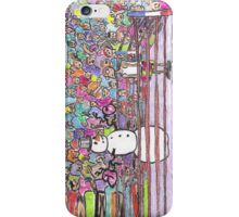 Snowman Boxing iPhone Case/Skin