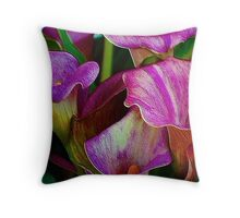 Tight Knit ! Throw Pillow