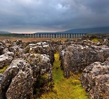 Ribblehead Viaduct by mountainsandsky