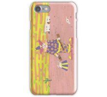 Solitary Clown iPhone Case/Skin