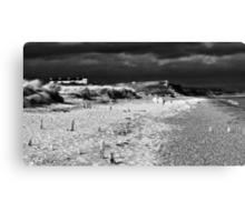 Dunwich Beach Canvas Print