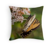 Our Butterfly Throw Pillow