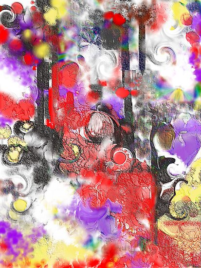 Portal by Melanie Stinson
