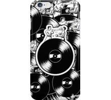 Vinyl Fight iPhone Case/Skin
