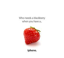 Who Needs a Blackberry? by Paul-M-W