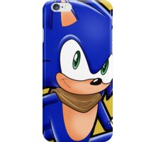 Sonic Boom Adventure iPhone Case/Skin