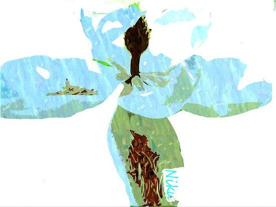 flower by NIKULETSH