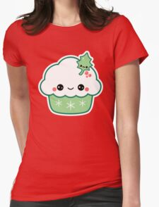 Cute Christmas Cupcake T-Shirt