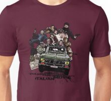 """Poliziottesco"" Italian Movies Unisex T-Shirt"