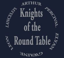 Merlin: Knights of the Round Table by pooredith