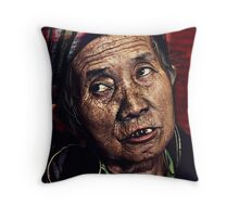 Sapa Throw Pillow