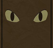 How To Train Your Dragon Poster - Toothless by Gennargh