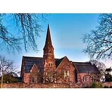 Church of St Mary & St Peter, Montrose Photographic Print